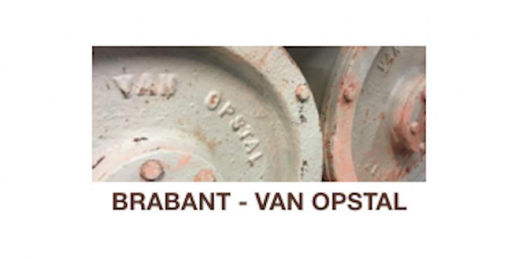 Herstel BRABANT - VAN OPSTAL sluizen
