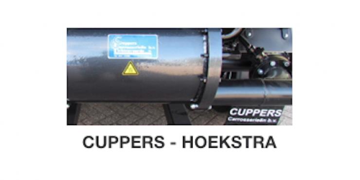 Herstel CUPPERS - HOEKSTRA sluizen