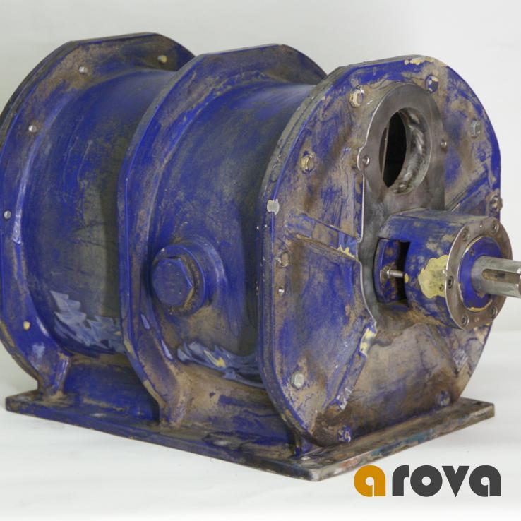 arova inox sluis tweedehands rotary valve